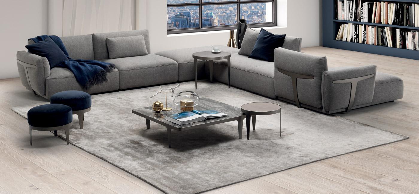 现代设计的地毯